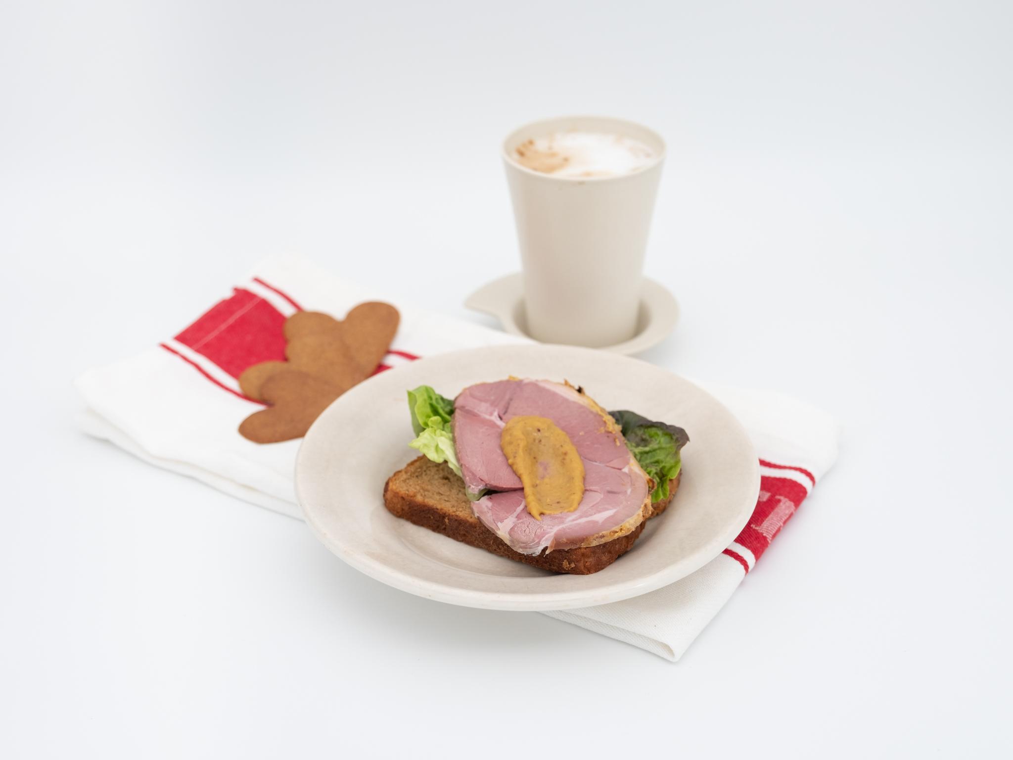 julskinksmörgås